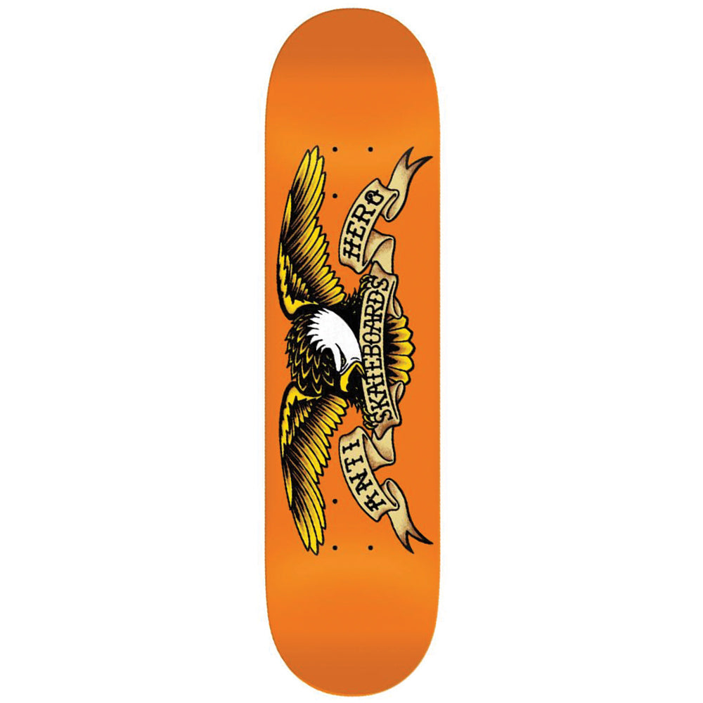 "Anti Hero Classic Eagle deck. 9"" wide."