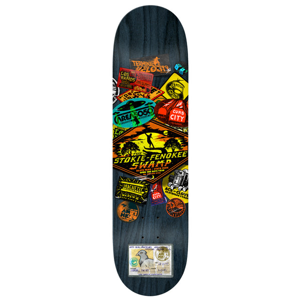 Anti Hero Raney Beres Park board Round II deck