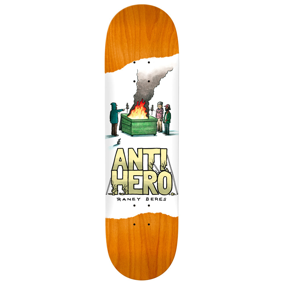 "Anti Hero Raney Beres Expressions 8.25"" wide"