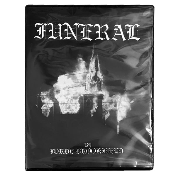 Baghead Crew Funeral DVD Ltd Edition