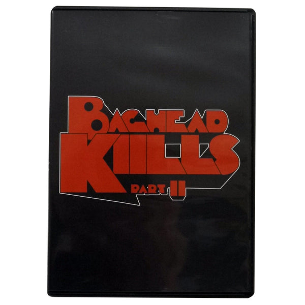 Baghead Kills Part 2 DVD.