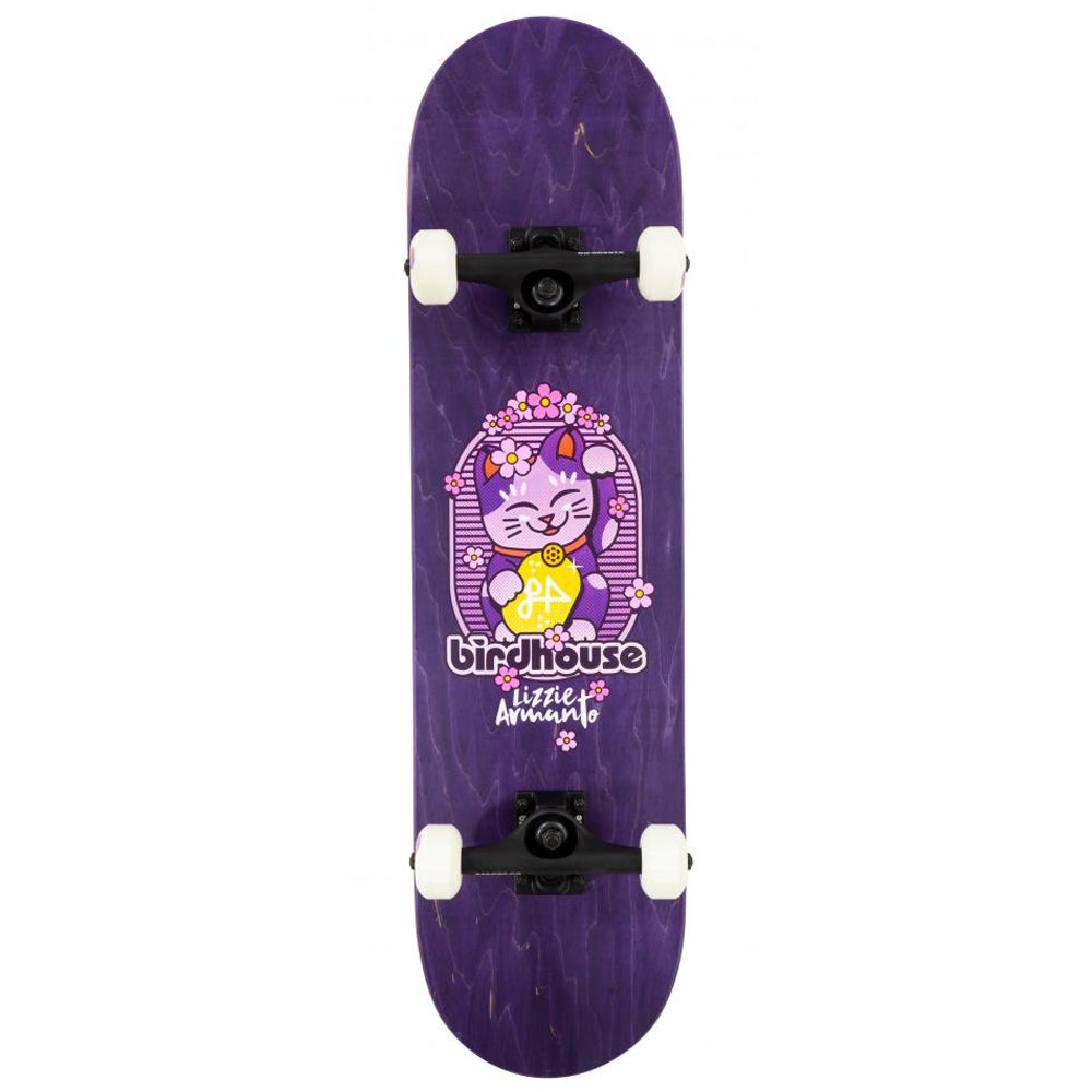 "Birdhouse Skateboards Armanto Maneki Complete Skateboard 8"" wide"