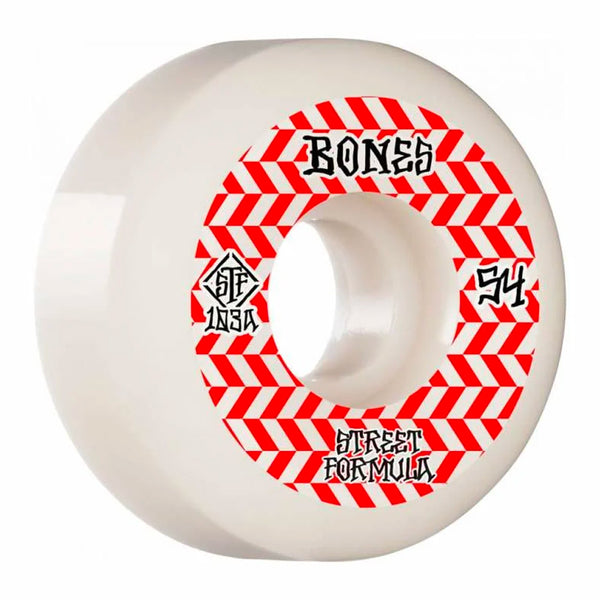 Bones Patterns Sidecuts STF V5 Wheels