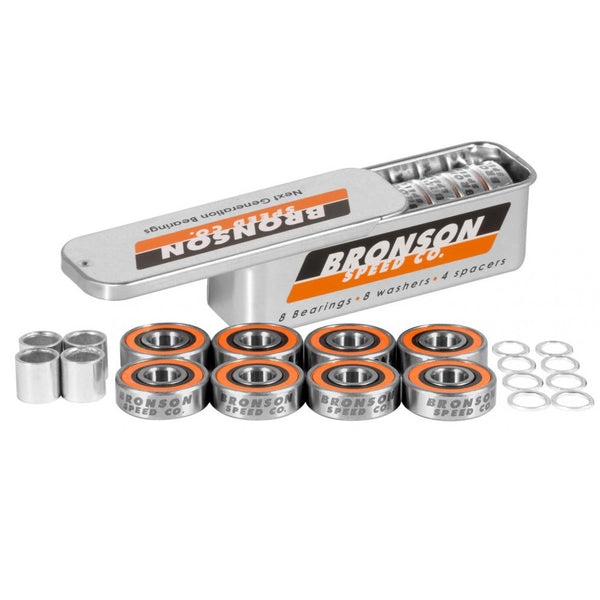 Bronson Speed Co G3 Bearings.