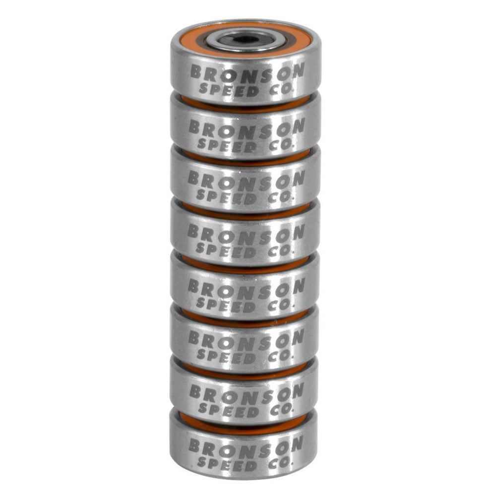 Bronson Speed Co G3 Bearings stack at ideal birmingham