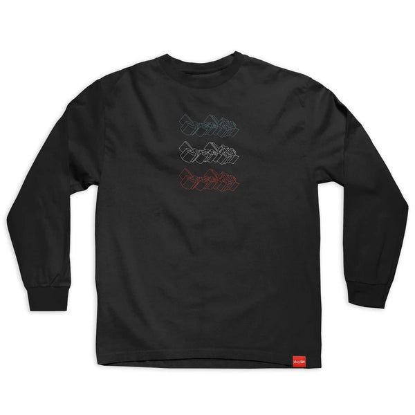 Chocolate Skateboards Chunk Of Chunk Long Sleeve T Shirt