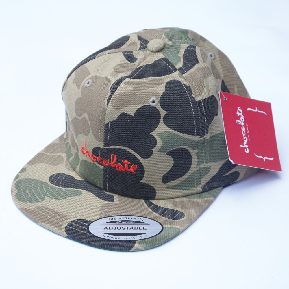 Mini Chunk Strap Back Cap