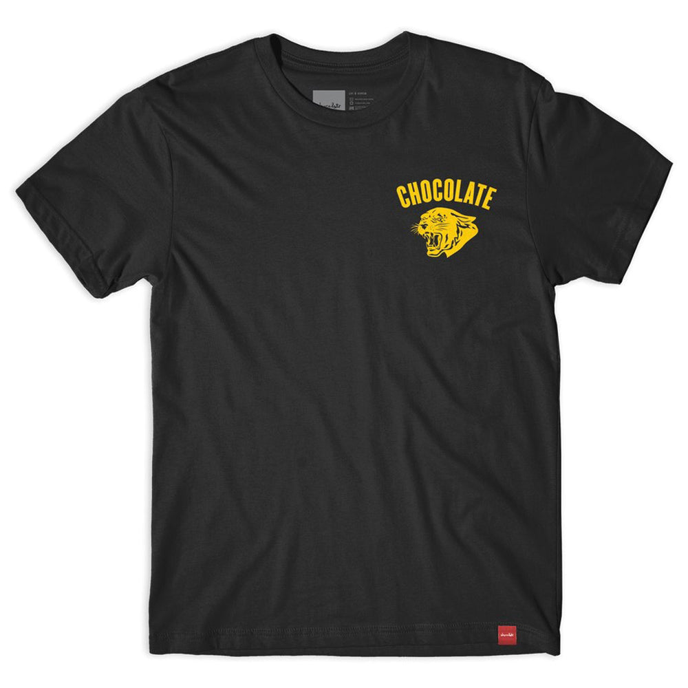 Chocolate Skateboards Panther T-Shirt