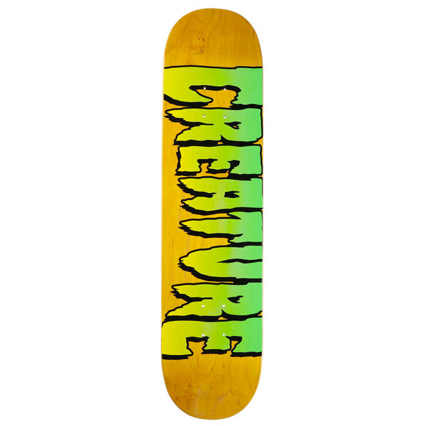 "Logo Stumps Deck 8"" Wide"