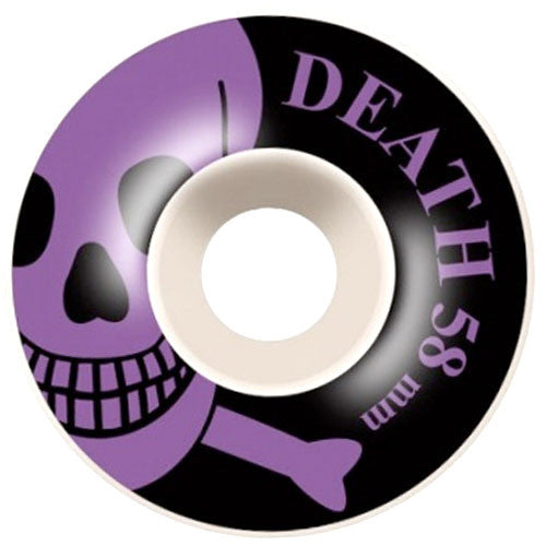 Death Skateboards O.G. Skull Wheels 58mm