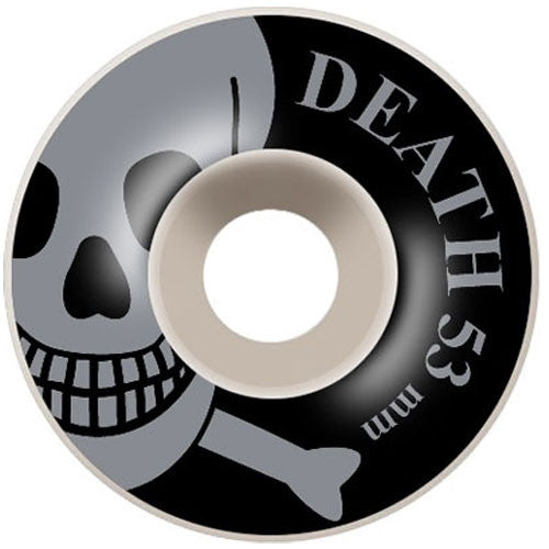 Death Skateboards O.G. Skull Wheels. 53mm.