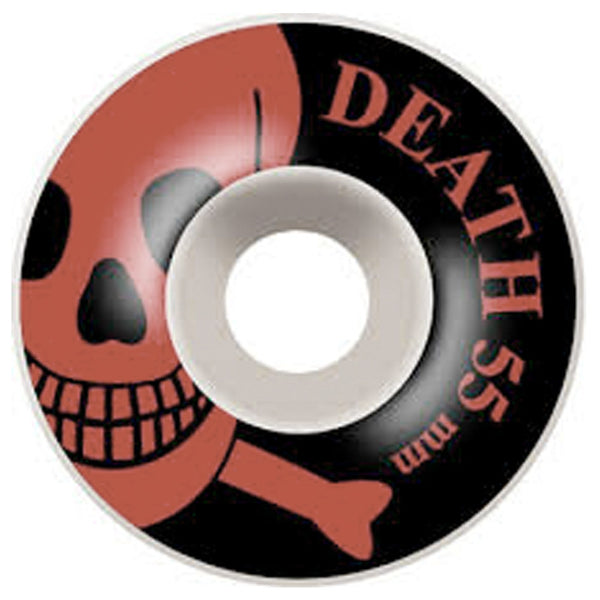 Death Skateboards - O.G. Skull Wheels [55mm]