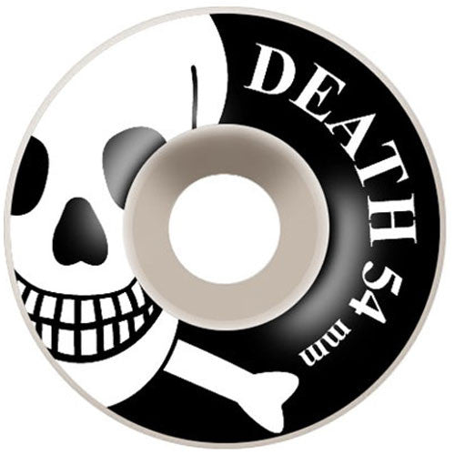 Death Skateboards - O.G. Skull Wheels [54mm]