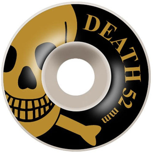 Death Skateboards - O.G. Skull Wheels [52mm]
