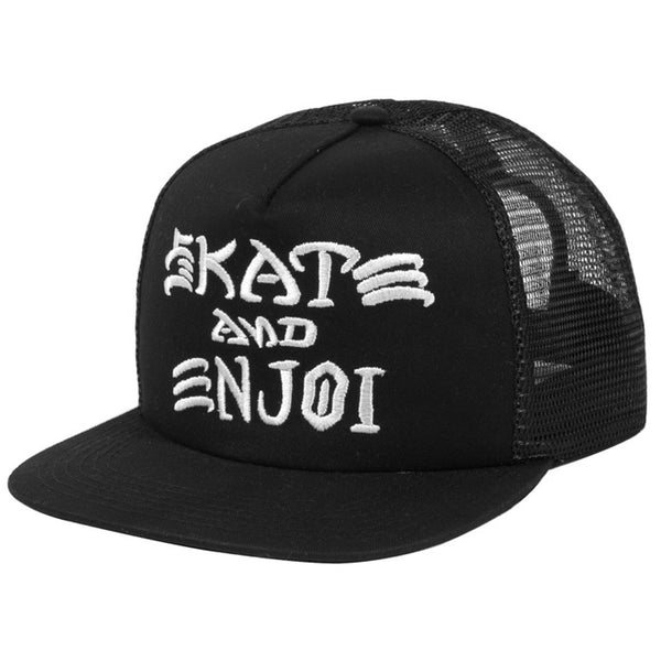 Skate And Enjoi Mesh Back Cap