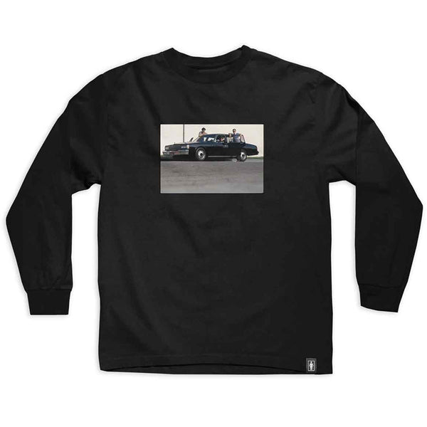 Beastie Boys Spike Jonze Long Sleeve T-Shirt.