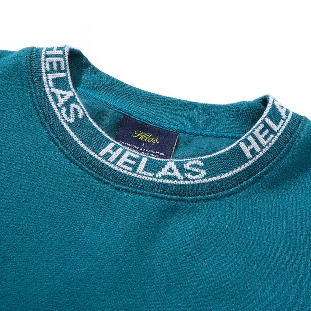 Helas Caps Necko Crew Sweat