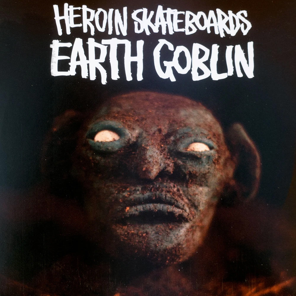 Heroin Earth Goblin DVD