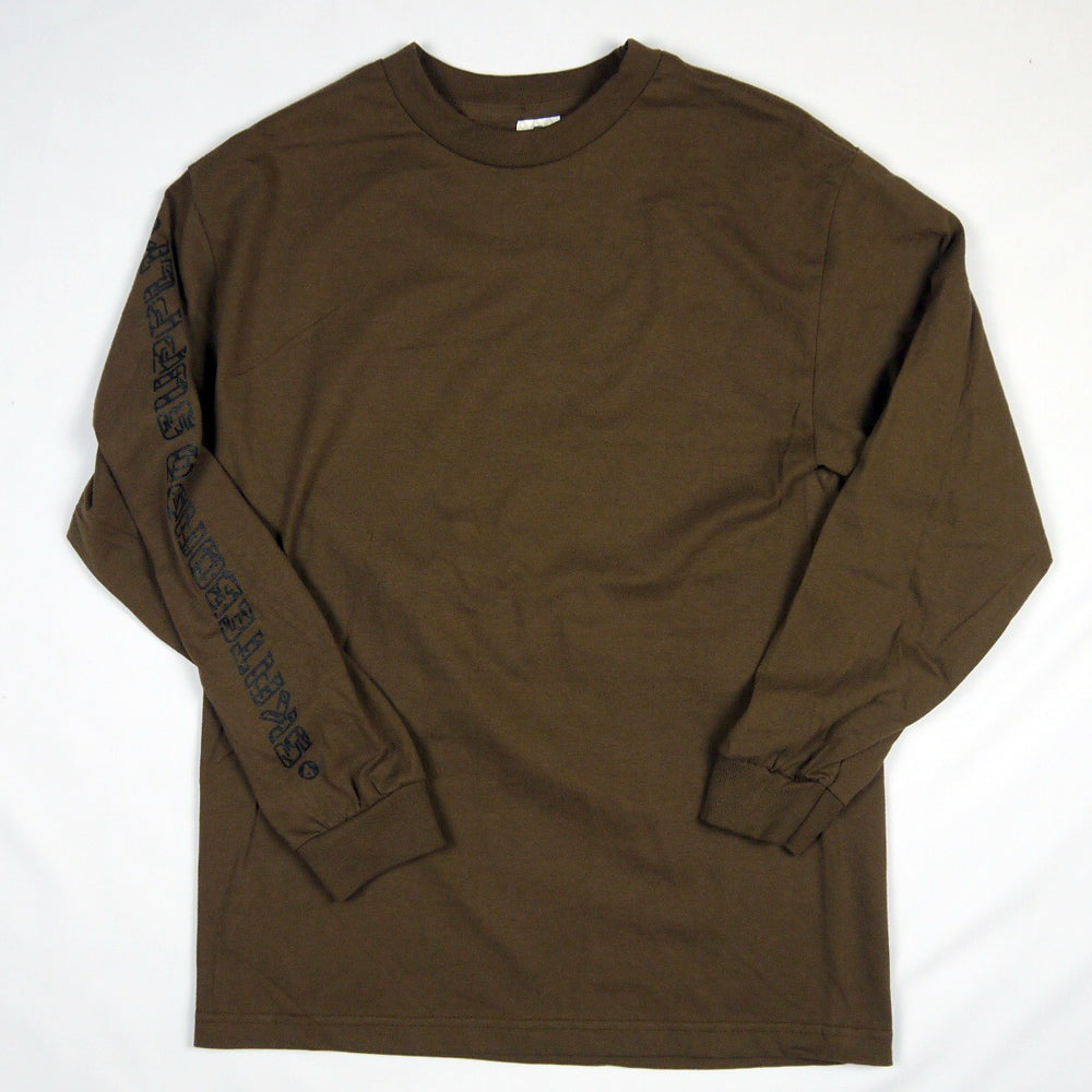 Ideal Skateboards Camo Stencil Long Sleeve T-Shirt