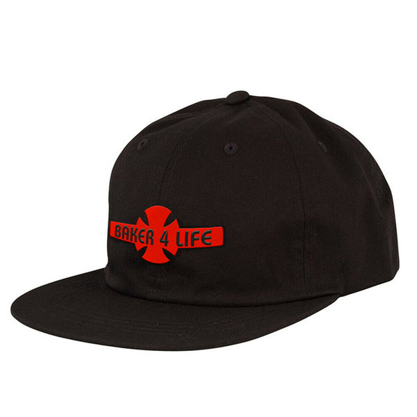 Independent Trucks X Baker Strap Back Cap