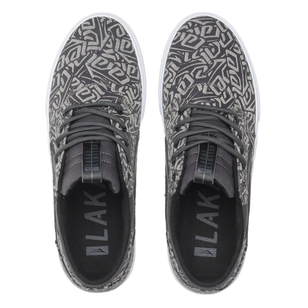 Lakai Footwear Griffin Charcoal Canvas