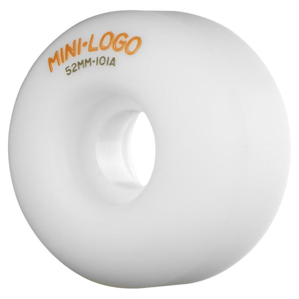 Mini Logo 53mm 101a Wheels.