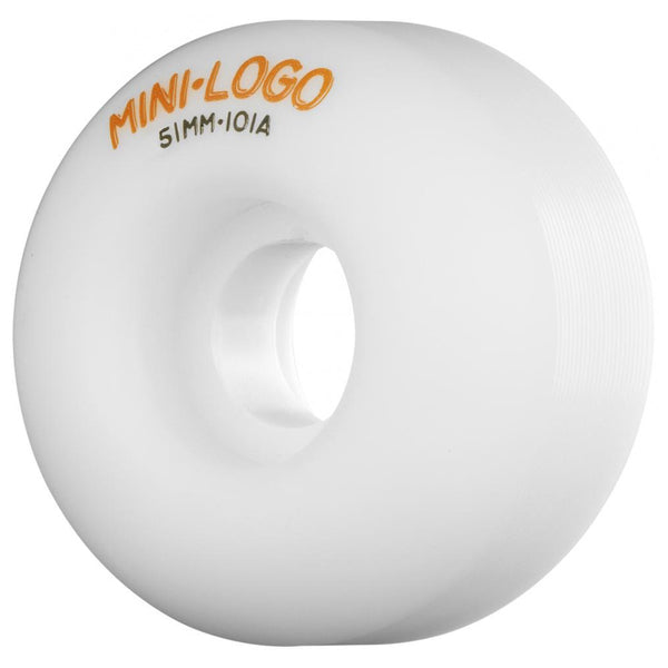 Mini Logo 51mm 101a Wheels.