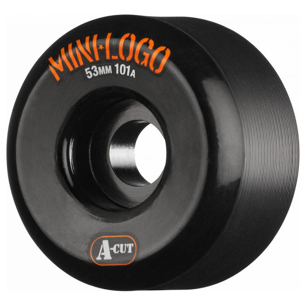 Mini Logo A Cut Wheels 53mm