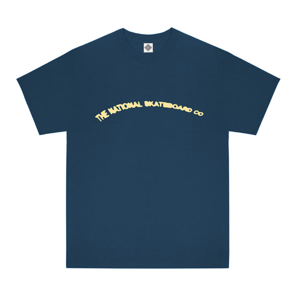 The National Skateboard Co There Is Life T-Shirt