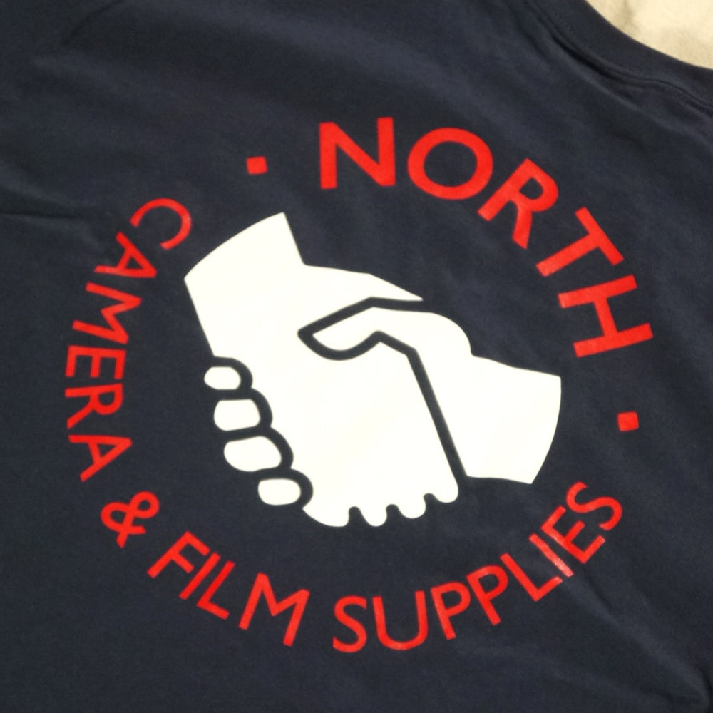 North Skateboard Magazine Supplies Logo T-Shirt.