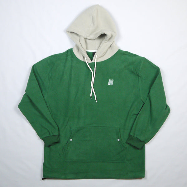 North Skateboard Magazine N Logo 2 Tone Fleece Hoodie