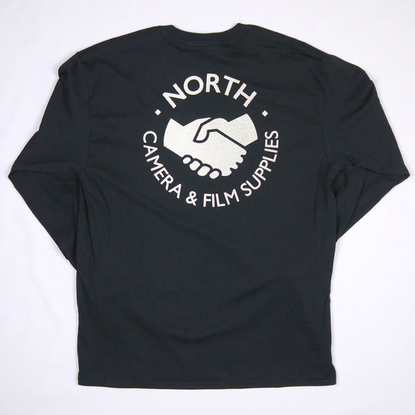North Skateboard Magazine Supplies Long Sleeve T-Shirt.