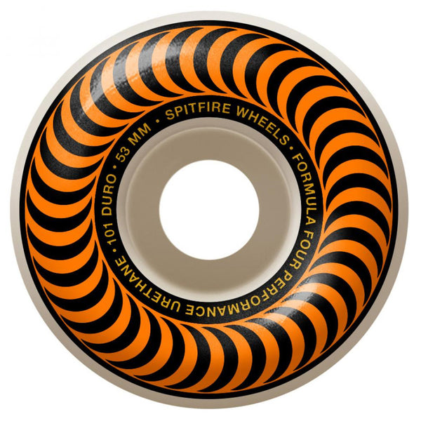 Spitfire Wheels Classics Formula Four Wheels 99a 52mm