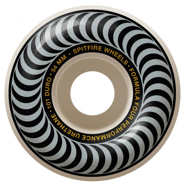 Classics Formula Four Wheels 99a 54mm