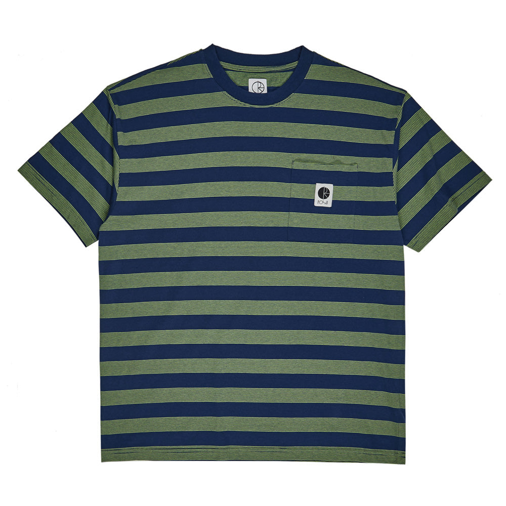 Polar Skate Co Stripe Pocket T-shirt.