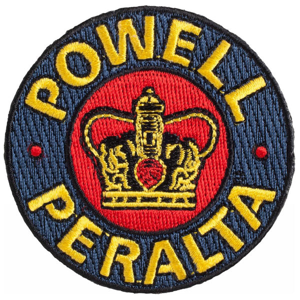 Powell Peralta Supreme Logo patch