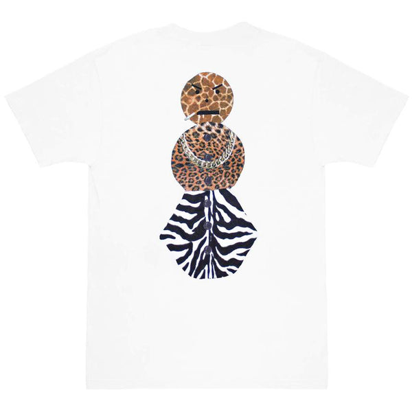 Quarter Snacks Safari Snackman Charity T-shirt