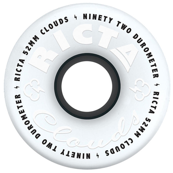 Ricta Clouds Cruiser Wheels 92A 56mm