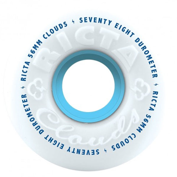 Ricta Clouds Cruiser Wheels 78A 56mm