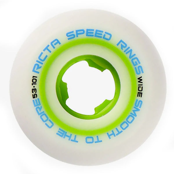 Ricta Speedrings wheels. 53mm.