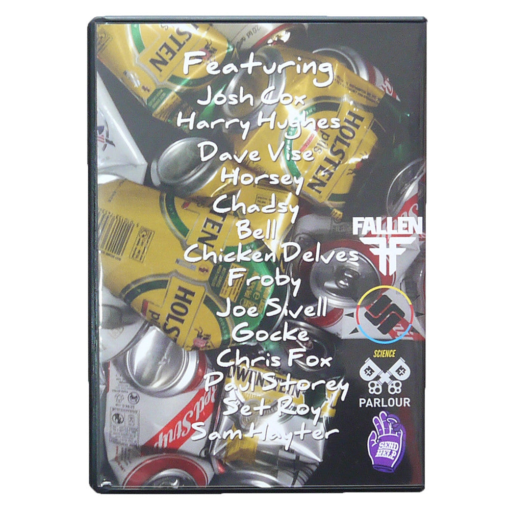 Rugged Raw 2 Skateboard DVD By Jake Martinelli details