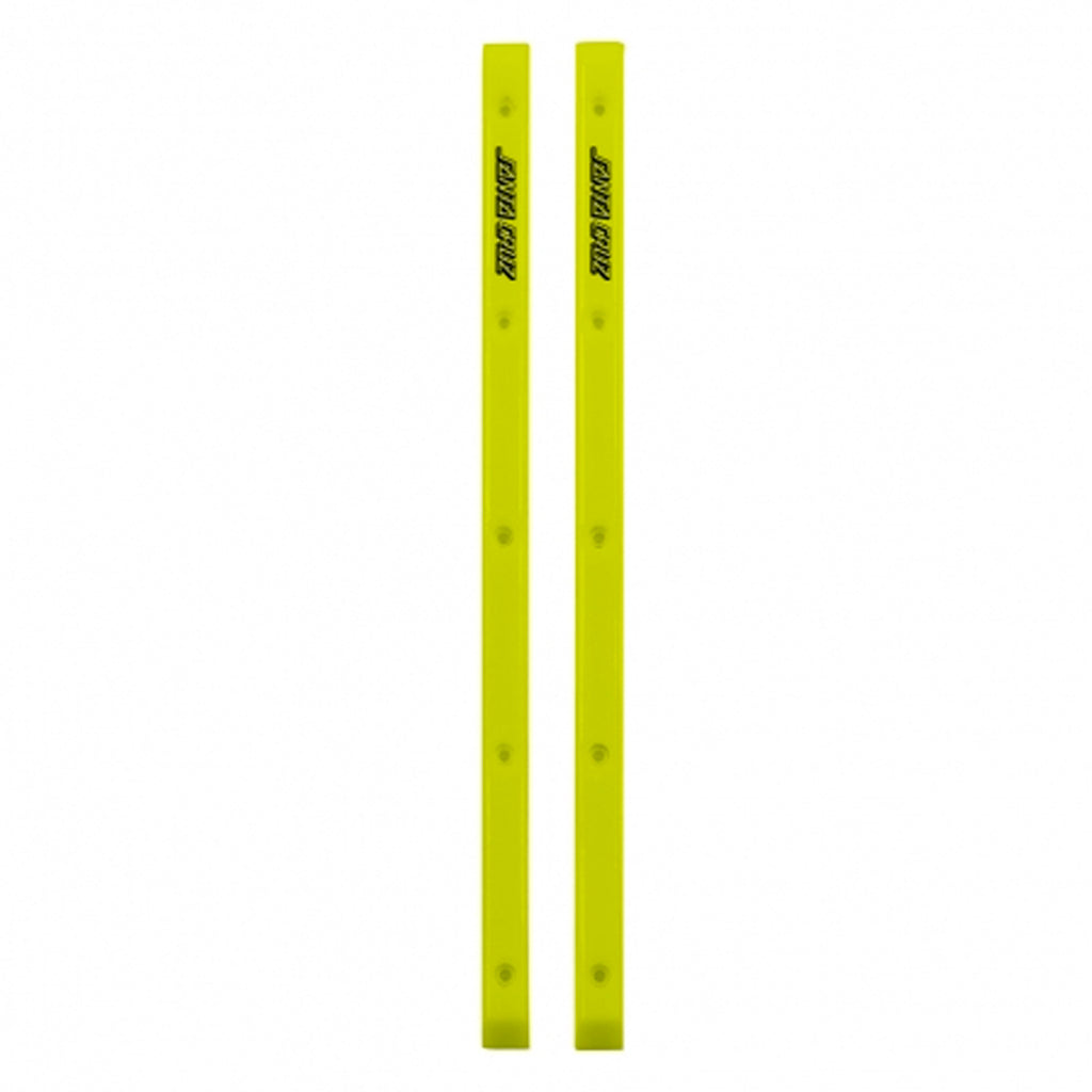 Santa Cruz Cell Block Rails Neon Yellow