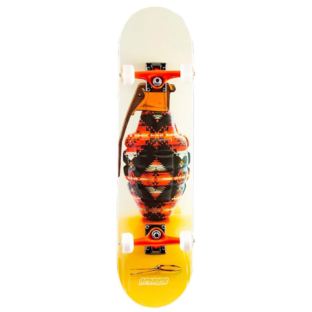 Speed Demons Snazzy Navajo Complete Skateboard