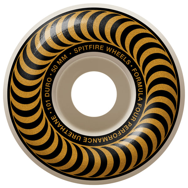 Spitfire Wheels Classics Formula Four Wheels 50mm