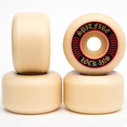 Spitfire Wheels Formula Four Lock-ins wheels 101a 53mm overview