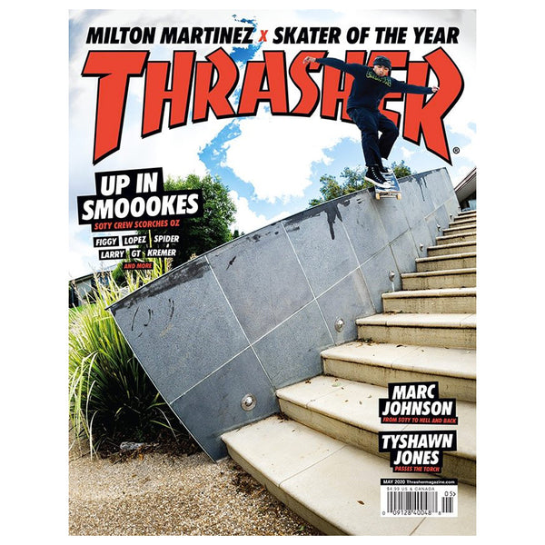 Thrasher Magazine #478 May 2020.