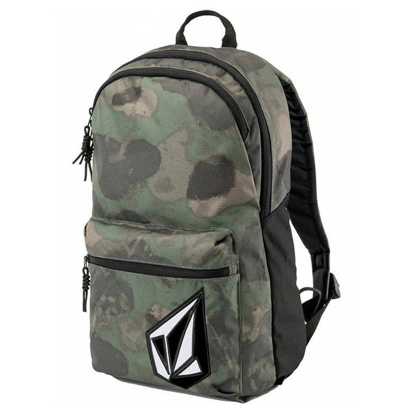 Volcom Clothing Academy Backpack Camo