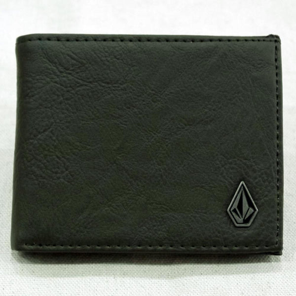 Volcom Clothing Slimstone Wallet Military
