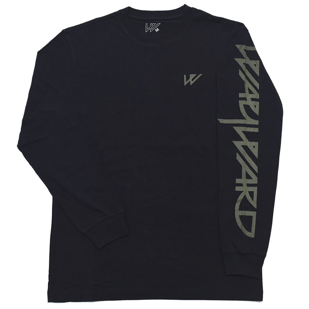 Wayward Skateboards Wayslee long sleeve T-shirt.