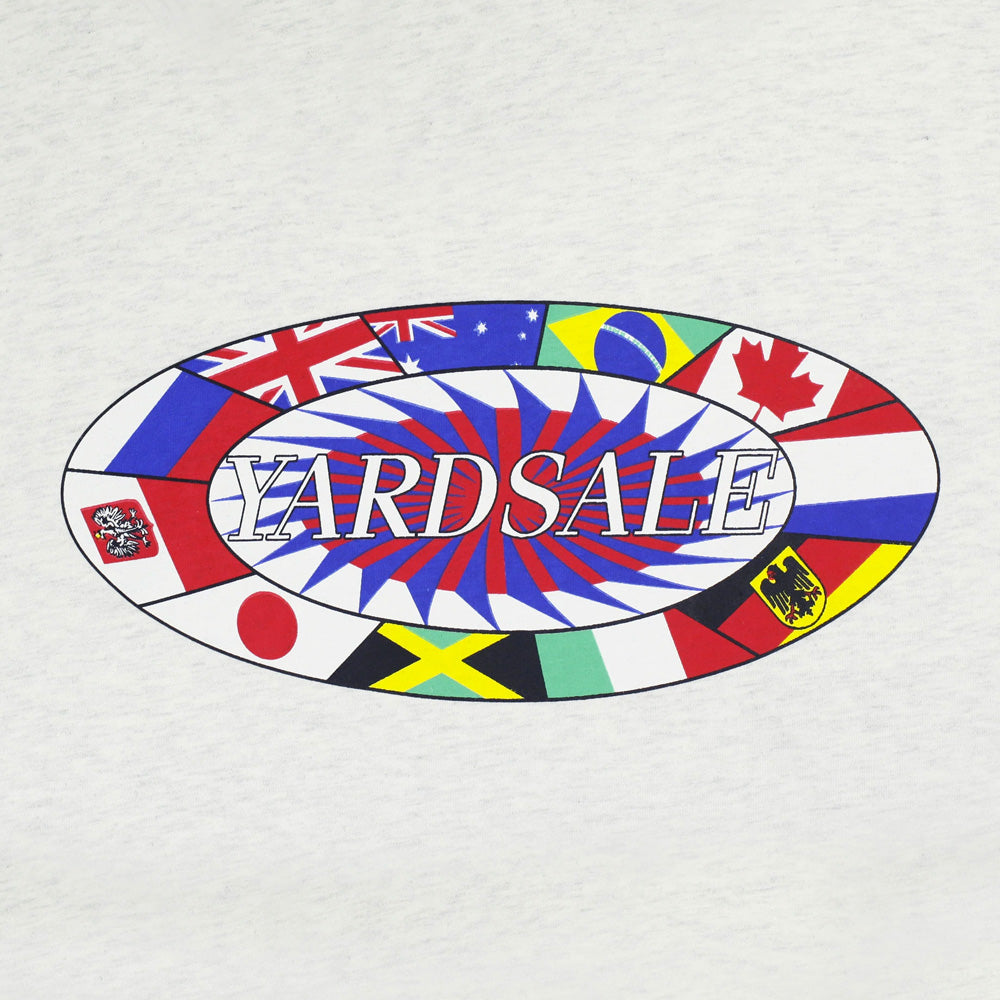 Yardsale International T-shirt.